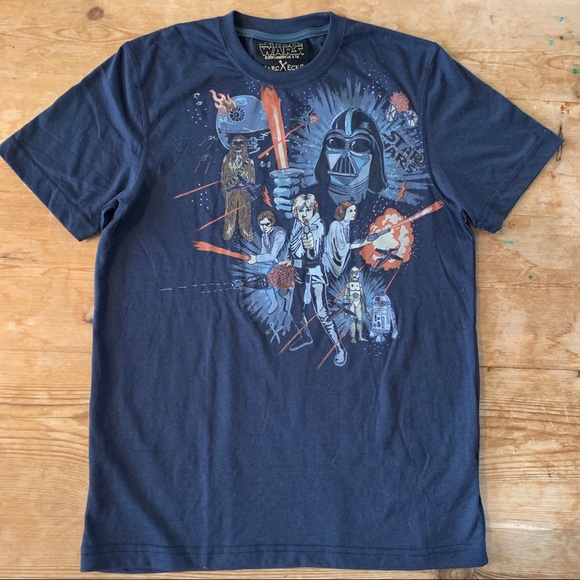 Marc Ecko Other - Marc Ecko X Star Wars Classic Poster Tee Shirt S